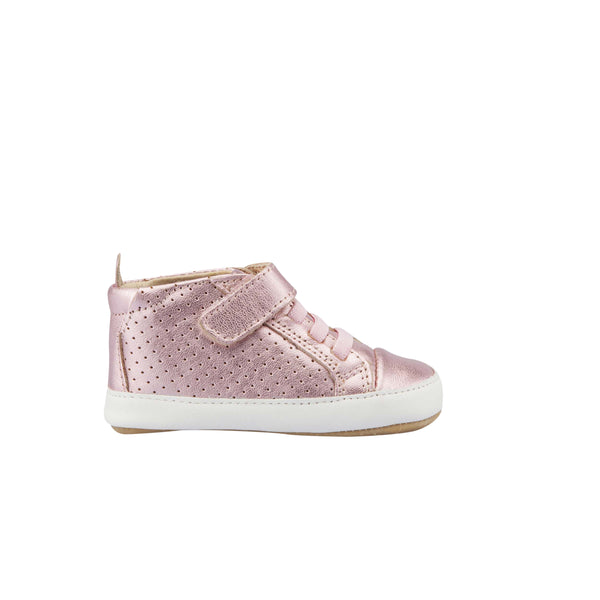 Old Soles Cheer Bambini Pink Frost
