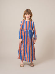 Princess Dress, Awning Stripes