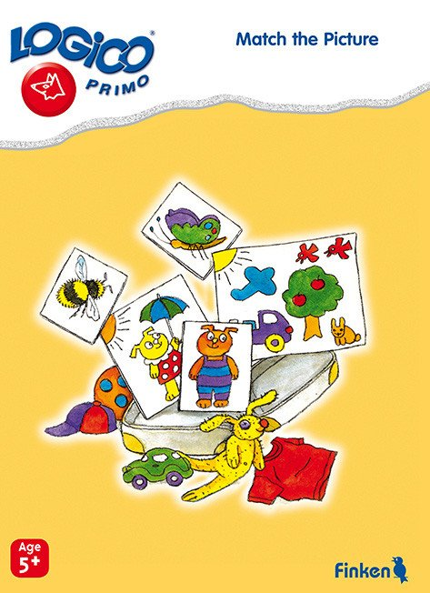 Primo Board Card, Match The Picture, Ages 5+