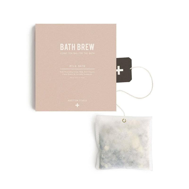 Addition Studio Bath Brew Milk Bath