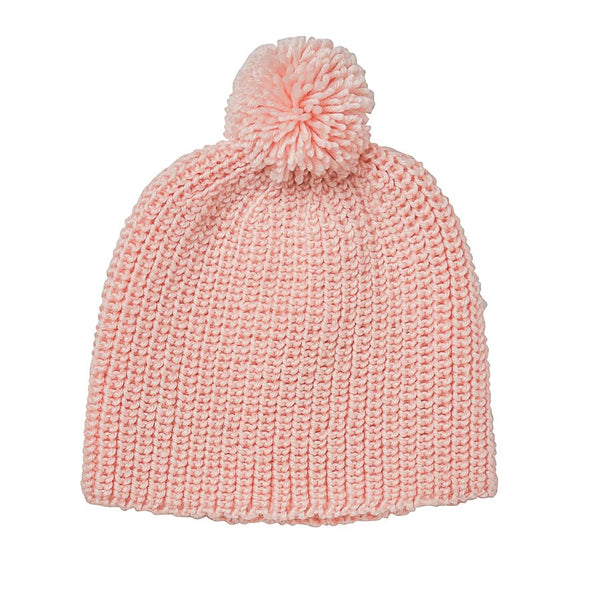 Acorn Campside Beanie Pink