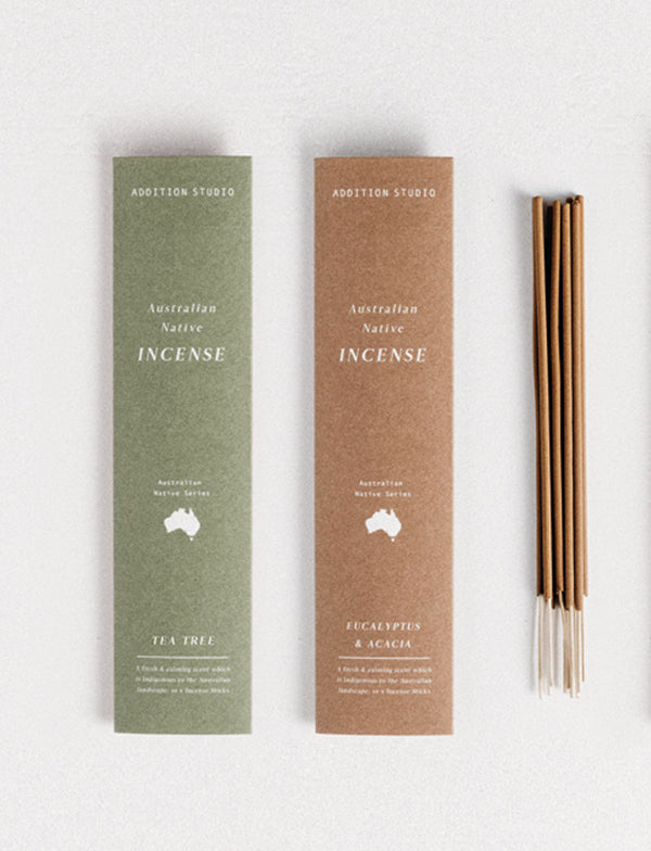 Addition Studio Australian Native Incense Small