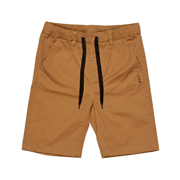 Alphabet Soup Venice Chino Short Tan