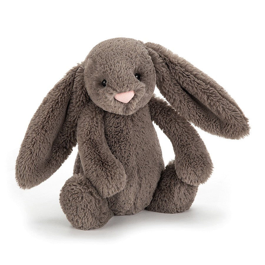 Jellycat Medium Bashful Bunny Truffle