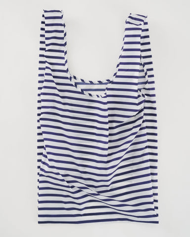 Big Reusable Bag, Sailor Stripe