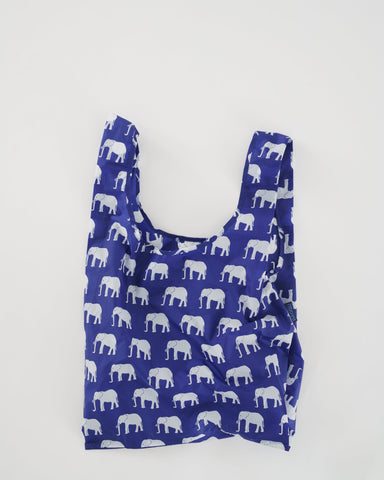 Standard Reusable Bag, Elephant Blue