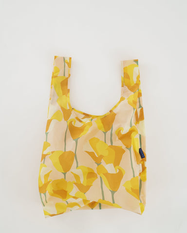 Standard Reusable Bag, Golden Poppy