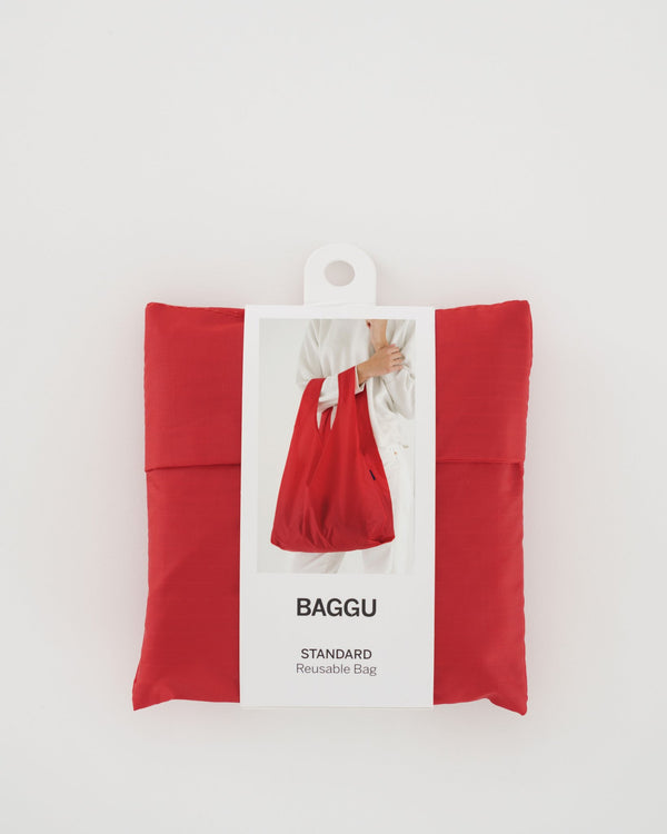Standard Reusable Bag, Red