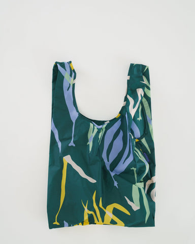 Standard Reusable Bag, Seaweed