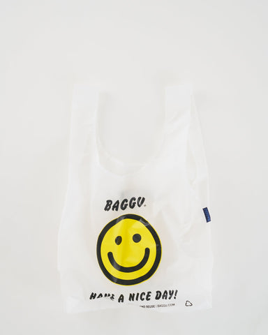 Standard Reusable Bag, Thank You Happy