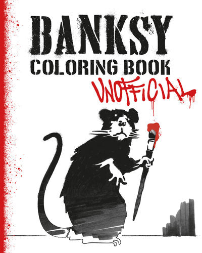 Banksy Colouring Book