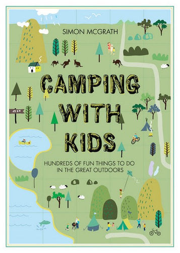 Camping With Kids - Simon McGrath