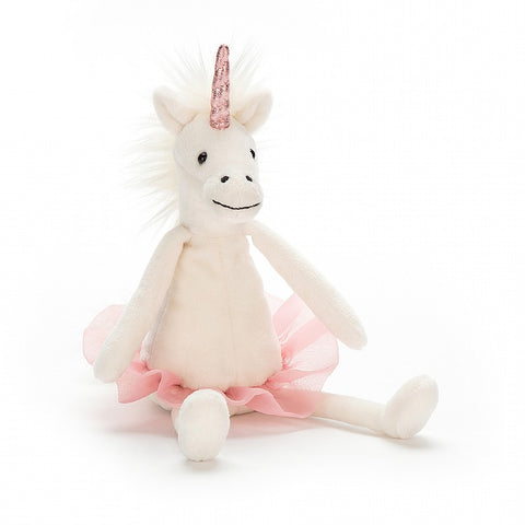 Small Dancing Darcy Unicorn