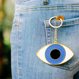 Oversized Keyring Eye