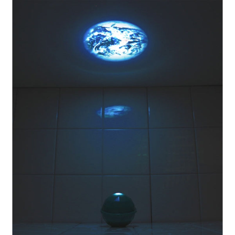 Earth Projector Dome