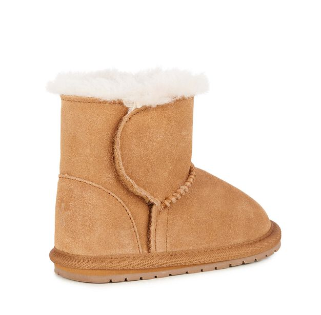 Toddle Bootie Chestnut