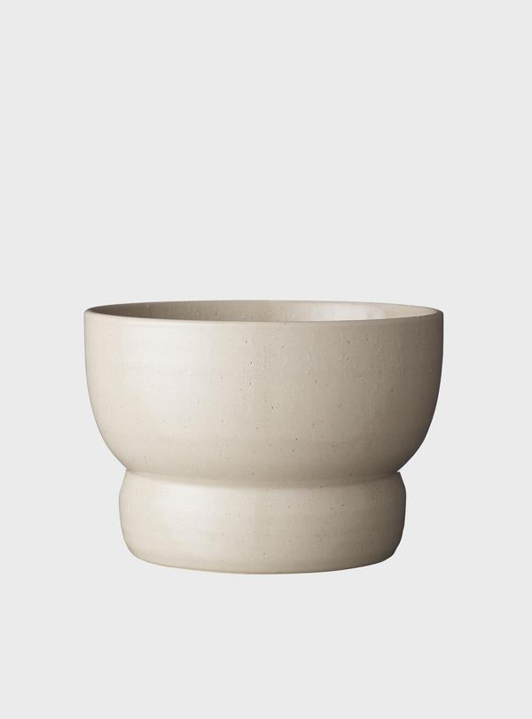 Evergreen Collective Luna Pot Medium Dove