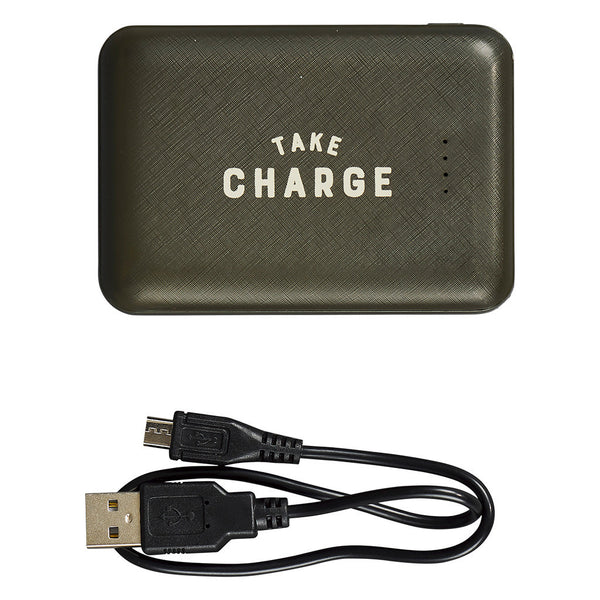 Gentlemen's Hardware Power Bank Take Charge