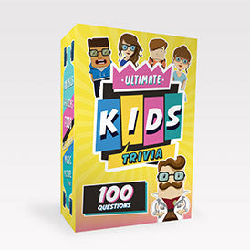Gift Republic Kids Trivia Game