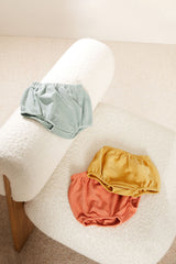Gigi Terry Towelling Bloomers, Marigold