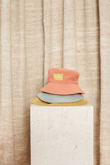 Terry Towelling Hat, Flamingo