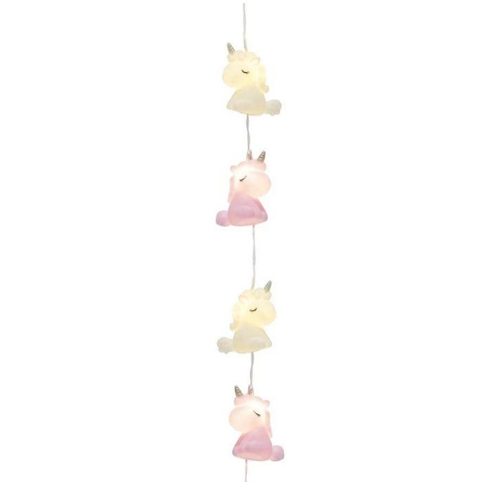 Illuminate String Lights Unicorn Fantasy