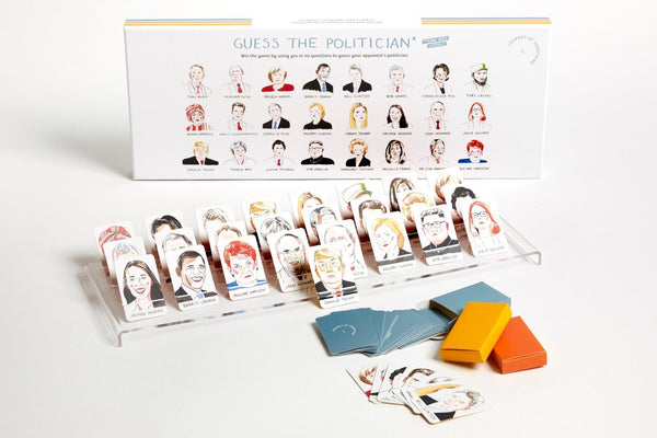 Journey Of Something Guess The Politician Game