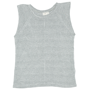 Zuttion Misty Tank Grey