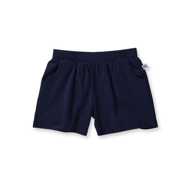 Little Horn Standard Lounge Short Indigo