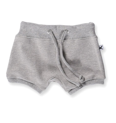 Baby Sport Short Grey Marle