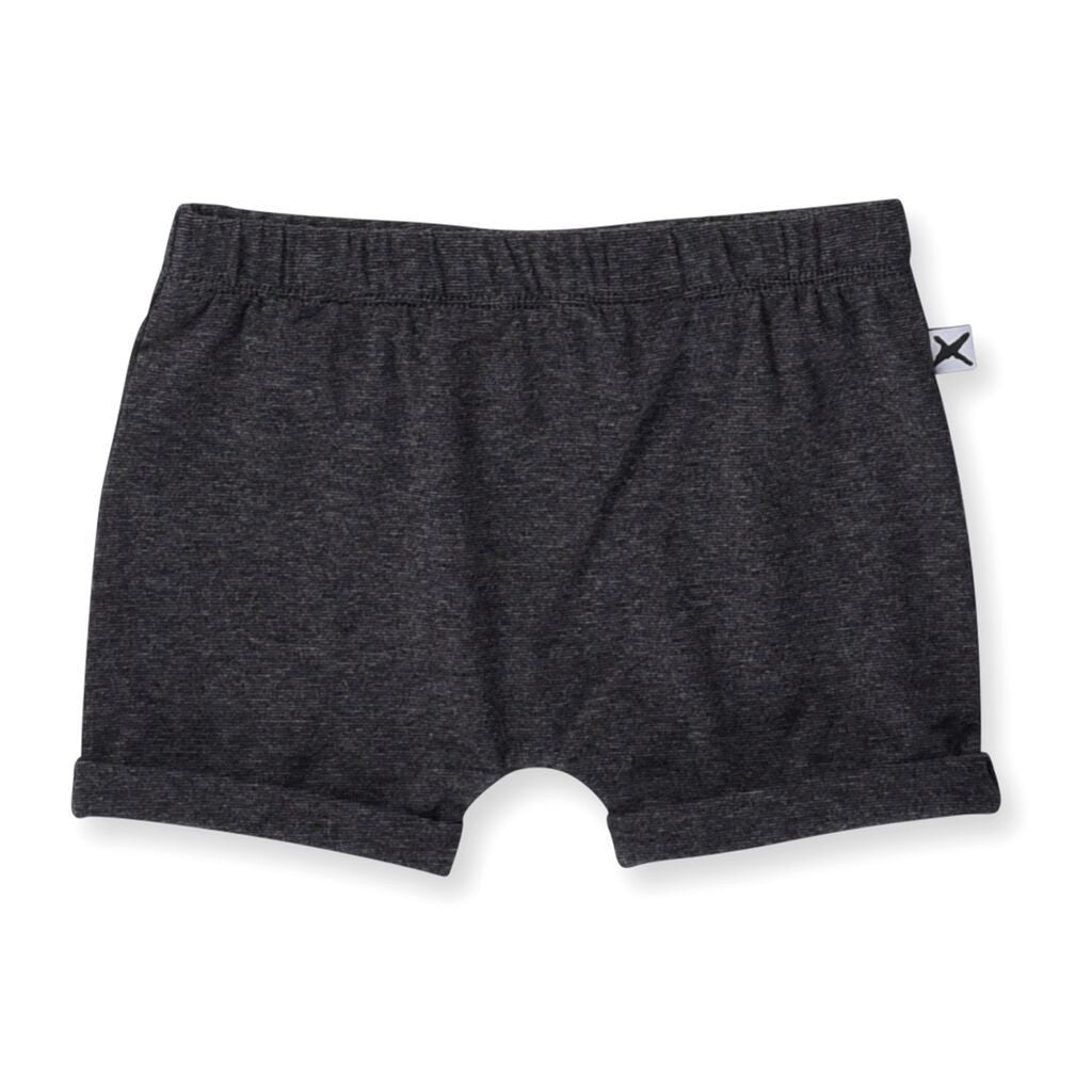 Minti Easy Baby Short Black Motley