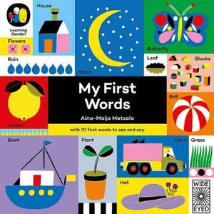 My First Words - Aino-Maija Metsola