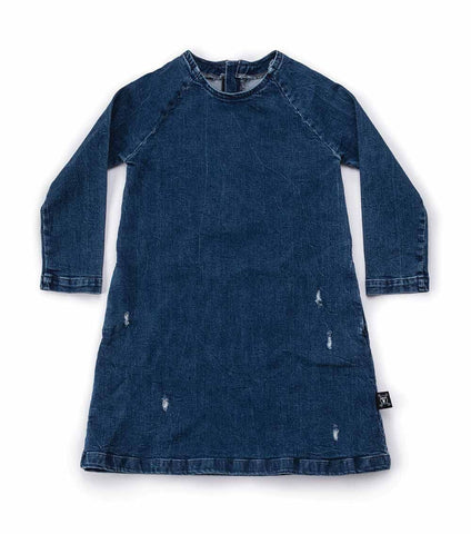 Denim A Dress Denim