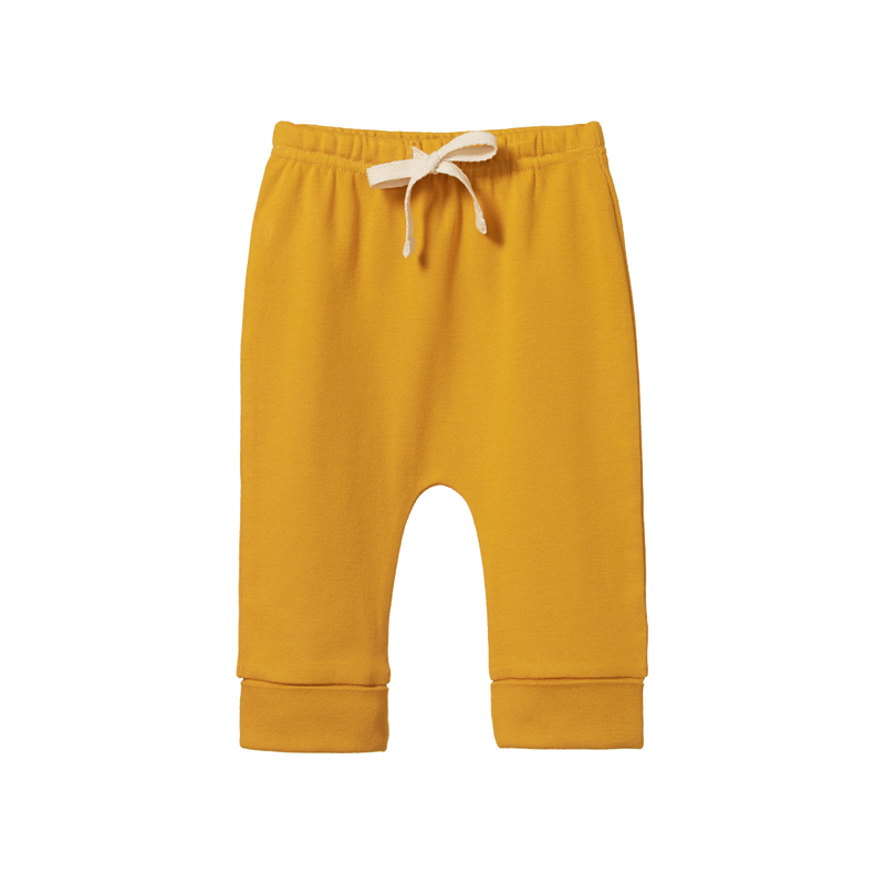 Nature Baby Drawstring Pants Honey
