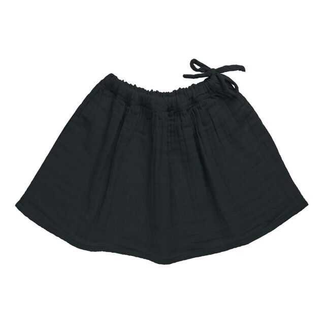 Numero 74 Ava Midi Skirt Dark Grey