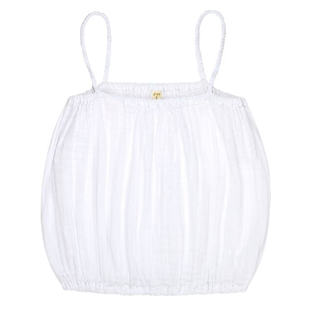 Numero 74 Chloe Top Mum White