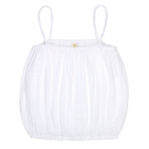 Chloe Top Mum, White