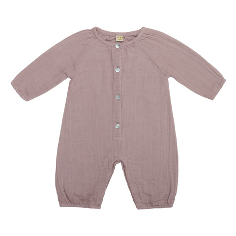Leni Jumpsuit, Dusty Pink