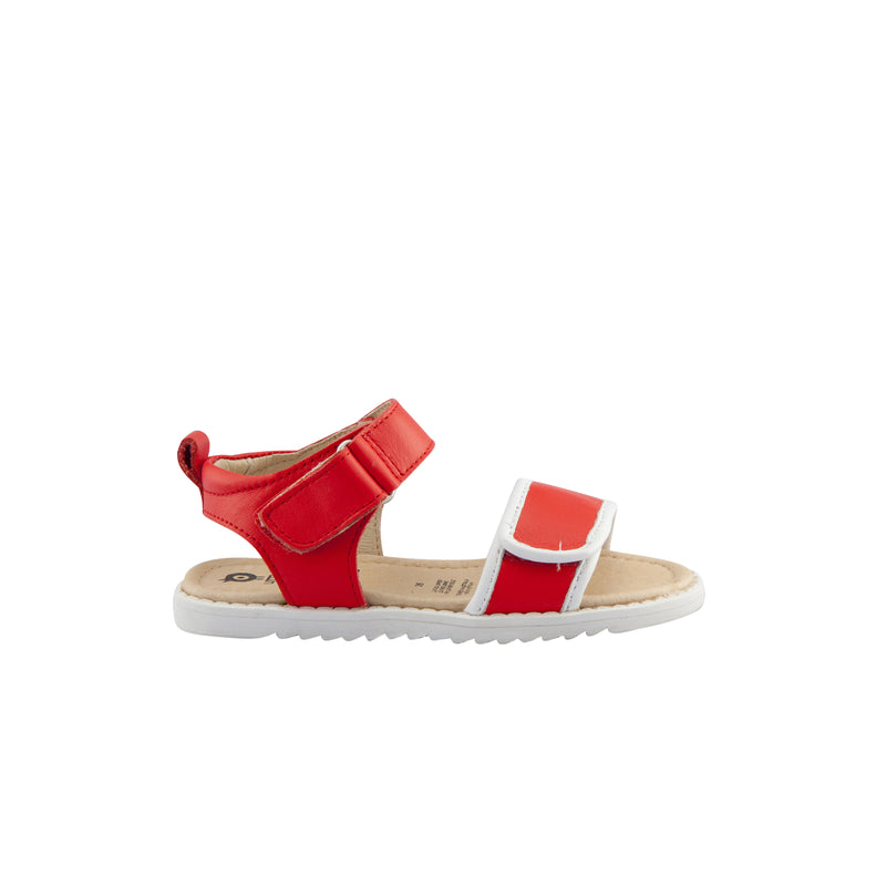 Old Soles Tip Top Sandal Bright Red