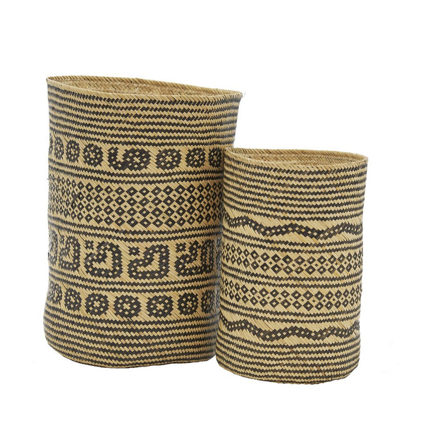 Borneo Tribal Basket Large