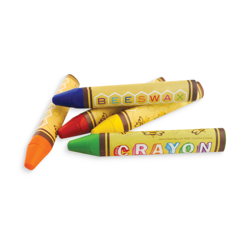 Brilliant Bee Crayons Set Of 12