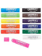 Chunkies Paint Sticks 12 Set