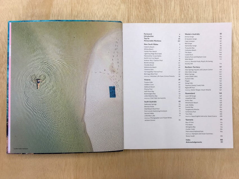 Places We Swim - Caroline Clements, Dillon Seitchik-Reardon