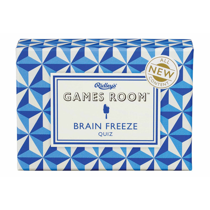 Ridley's Games Room Brain Freeze Quiz V2