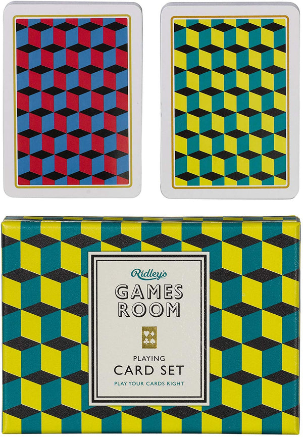 Ridleys Games Room Playing Cards