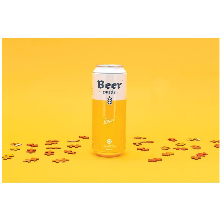 Luckies Beer Puzzle