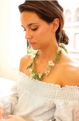 Great Outdoors - Fresh Flower Necklace
