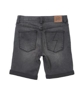 Shadow Short, Washed Black