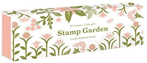Stamp Garden 25 Stamps + 2 Ink Pads