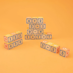 Classic ABC Blocks 28 Set
